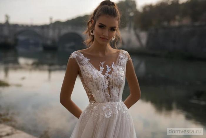 599b2a7b2d0 Свадебные платья цветные – свадебные платья от Дом Весты