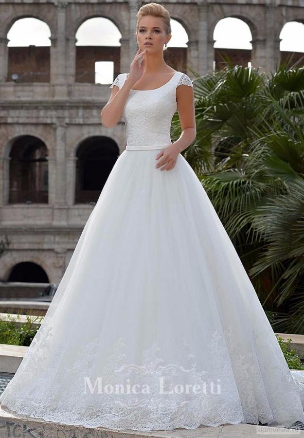 4268d3c34d1 Свадебное платье  4003 – изображение № 1