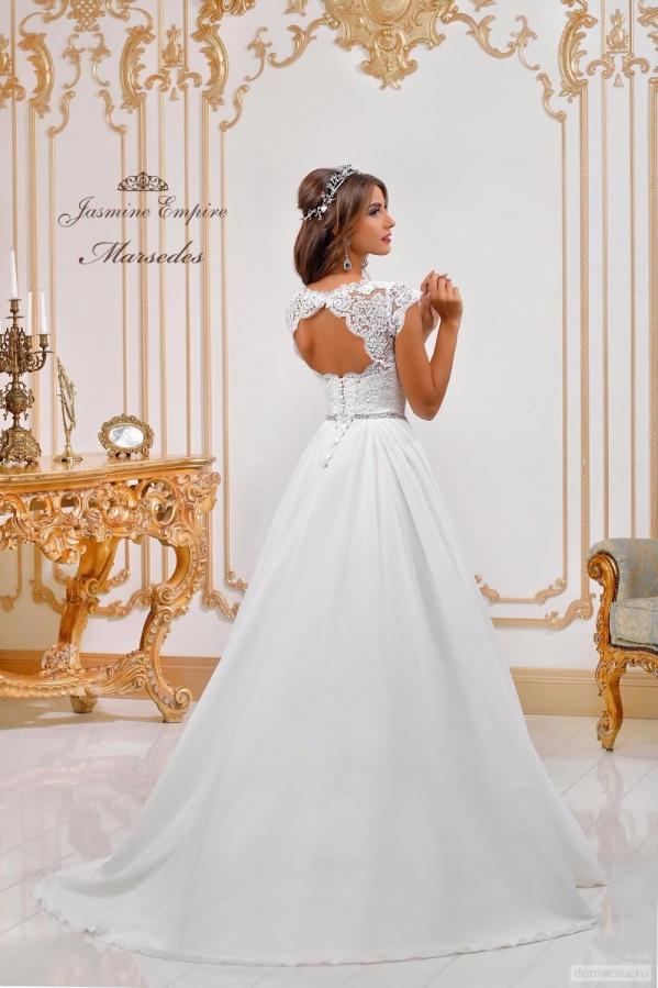 46e5c044a20 Свадебное платье  307 – изображение № 3