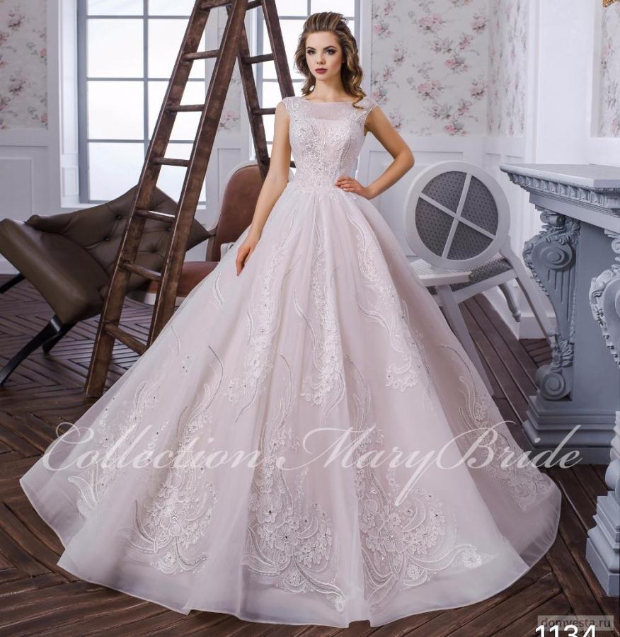 c356bf02e СВАДЕБНОЕ ПЛАТЬЕ #1328 Mary Bride, цена 25000 руб. – купить в Москве ...