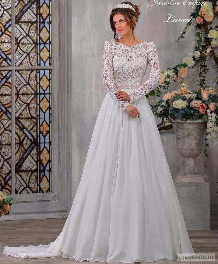 bdd2540cea0 Свадебное платье  310 – изображение № 1
