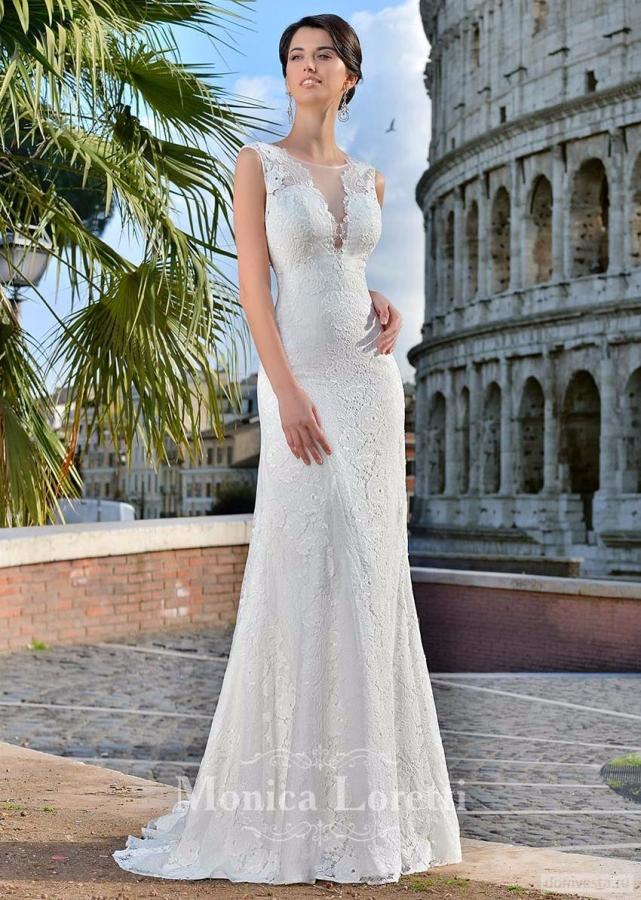 f6c8ee7c0b6 Свадебное платье  4013 – изображение № 1